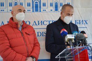 Na području Brčko distrikta BiH uveden policijski sat