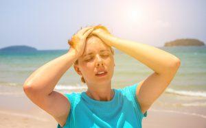 Sunčanica i toplotni udar najveći neprijatelji našeg organizma