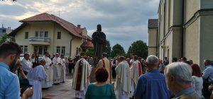 Posvećen kip svetog Ilije u župi sv. Ilije Bosanski Brod